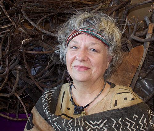 About the artist Barbara Sfraga