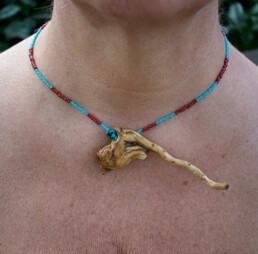 Sfraga Saga Thula Thula Statement Piece Necklace