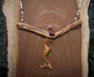 Sfraga Saga Redeemer Statement Piece Necklace